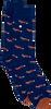 Blaue Alfredo Gonzales Socken FOXY  - small