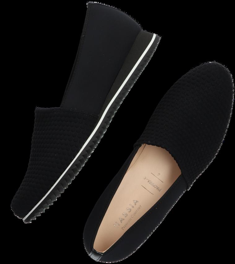 Schwarze HASSIA Sneaker PIACENZA  - larger