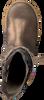 Bronzefarbene SHOESME Langschaftstiefel CR7W092 - small
