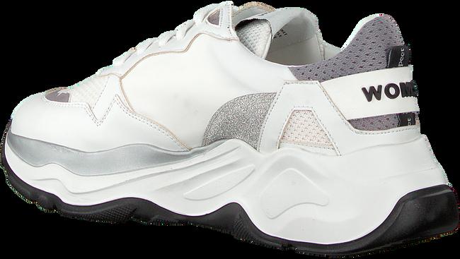 Weiße WOMSH Sneaker low VEGAN FUTURA  - large