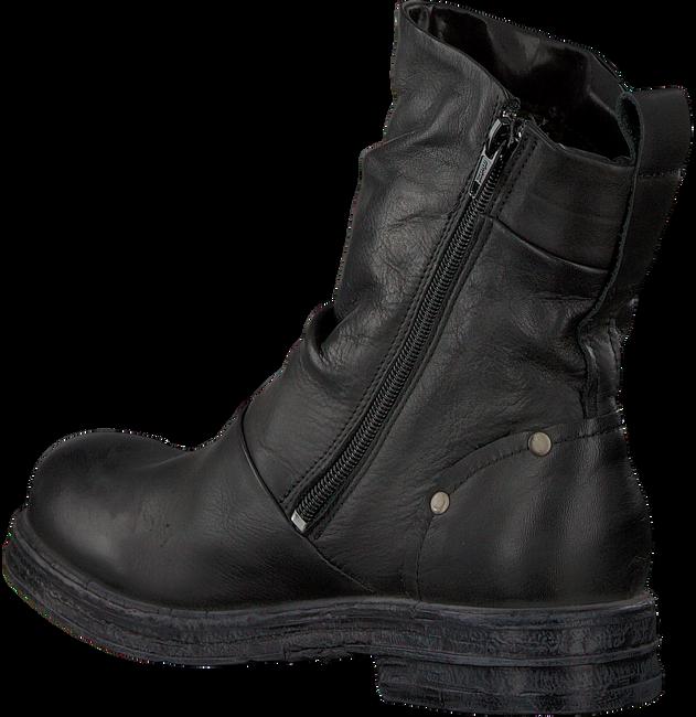 Schwarze REPLAY Biker Boots RL260056L RAINCOT - large