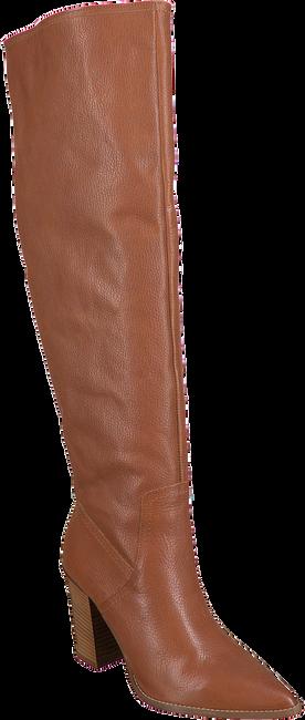 Cognacfarbene NOTRE-V Hohe Stiefel 4634  - large