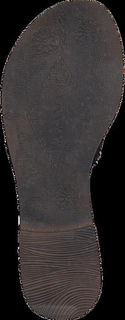 Schwarze LAZAMANI Pantolette 75.748  - large