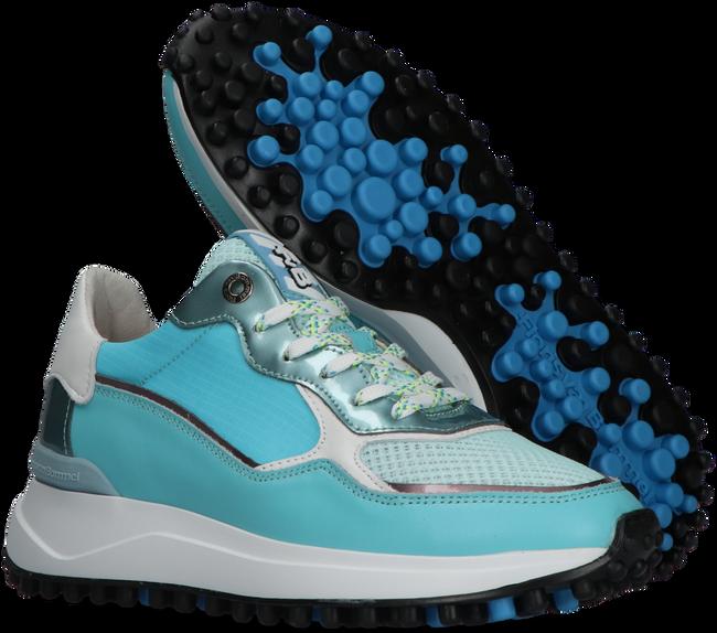 Blaue FLORIS VAN BOMMEL Sneaker low 85343  - large