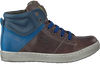 Cognacfarbene DEVELAB Sneaker 44131 - small