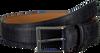 Blaue MAGNANNI Gürtel 1076 - small