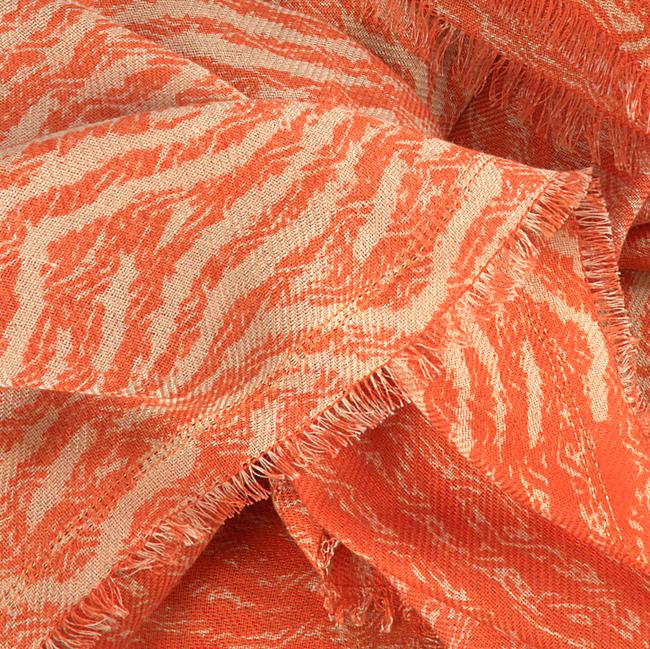 Orangene ABOUT ACCESSORIES Schal 384.23.710.0  - large