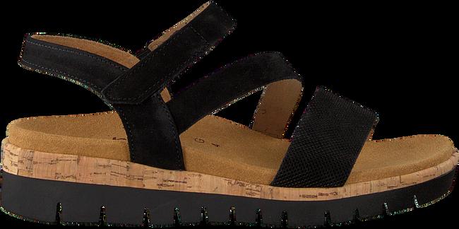 Schwarze GABOR Sandalen 875