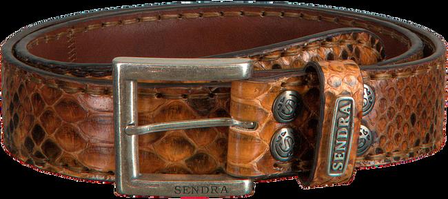 Braune SENDRA Gürtel 1016 - large