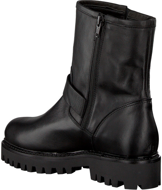 Schwarze ROBERTO D'ANGELO Ankle Boots PAUL - large
