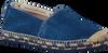 Blaue FRED DE LA BRETONIERE Espadrilles FRS0322 ESPADRILLE LOAFER - small
