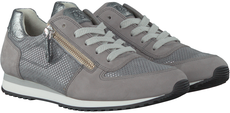 Graue PAUL GREEN Sneaker 4252 | Omoda
