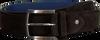 Braune FLORIS VAN BOMMEL Gürtel 75189 - small