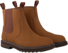 Cognacfarbene TIMBERLAND Chelsea Boots SQUALL CANYON CHELSEA  - small