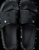 Schwarze CRUYFF CLASSICS Pantolette AGUA COPA PROFILO  - small