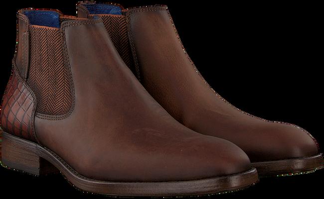 Cognacfarbene BRAEND Chelsea Boots 24986  - large