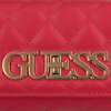 Rote GUESS Portemonnaie SWEET CANDY SLG LRG CLTCH ORG  - small