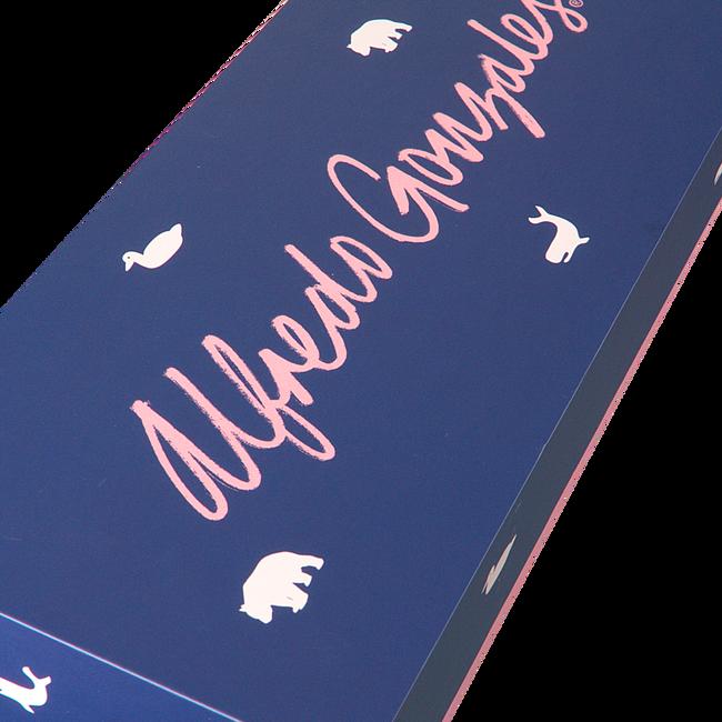 Mehrfarbige/Bunte Alfredo Gonzales Socken ANIMALS BOX  - large