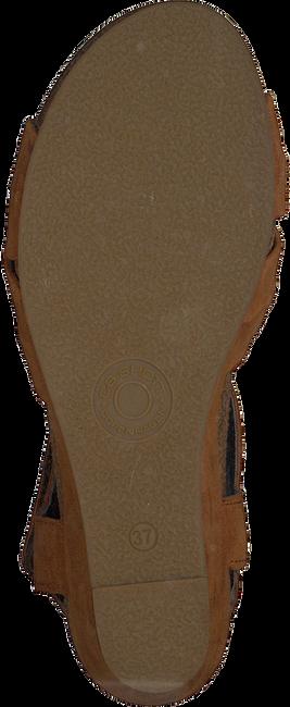 Braune CA'SHOTT Sandalen 23073  - large