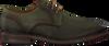 Grüne BRAEND Business Schuhe 15545 - small