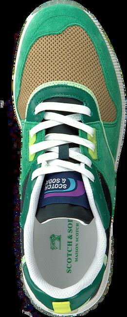 Grüne SCOTCH & SODA Sneaker low VIVEX  - large