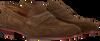 Cognacfarbene MAZZELTOV Slipper 5401  - small