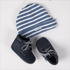 Blaue TIMBERLAND Babyschuhe CRIB BOOTIE - small