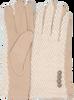 Beige Yehwang Handschuhe PATTERN  - small