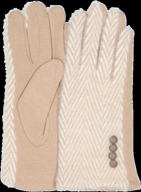 Beige Yehwang Handschuhe PATTERN  - large