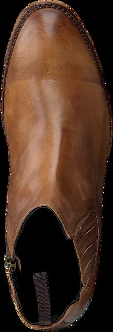 Cognacfarbene SENDRA Langschaftstiefel 12102 - large
