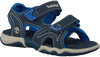 Blaue TIMBERLAND Sandalen ADVENTURE SEEKER 2 STRAP KIDS  - small