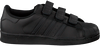 Schwarze ADIDAS Sneaker SUPERSTAR FOUNDATION - small