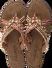 Braune LAZAMANI Pantolette 75.526 - small