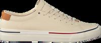 Silberne TOMMY HILFIGER Sneaker low CORPORATE  - medium