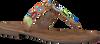 taupe LAZAMANI shoe 75.554  - small