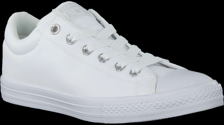 Weiße CONVERSE Sneaker CHUCK TAYLOR ALL STAR STREET S   Omoda