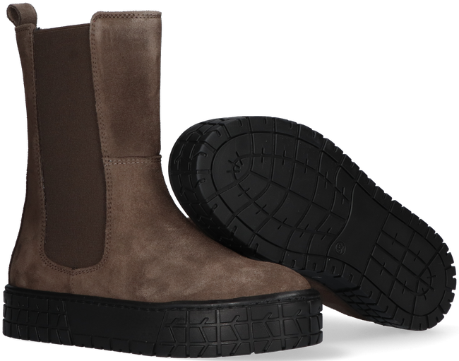 Taupe HIP Chelsea Boots H1369  - large