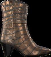Bronzefarbene FRED DE LA BRETONIERE Hohe Stiefel 183010160  - medium