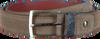 Beige FLORIS VAN BOMMEL Gürtel 75188  - small