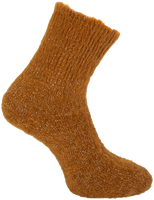 Gelbe XPOOOS Socken ALEXIA  - medium