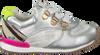 Silberne BUNNIES JR Sneaker RIKKY RUIG  - small