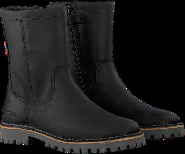 Schwarze KOEL4KIDS Ankle Boots KO909-MF-07  - large