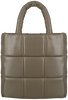 Braune STAND STUDIO Handtasche ASSANTE BAG  - small