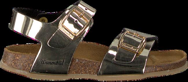 WARMBAT Chaussure NORDWIJK MIRROR METALLIC en argent  - large