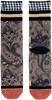 Mehrfarbige/Bunte XPOOOS Socken PAISLEY  - small