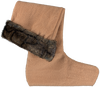 Braune DUBARRY Socken CHEETAH - small