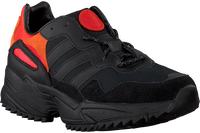 Schwarze ADIDAS Sneaker YUNG-96 J  - medium