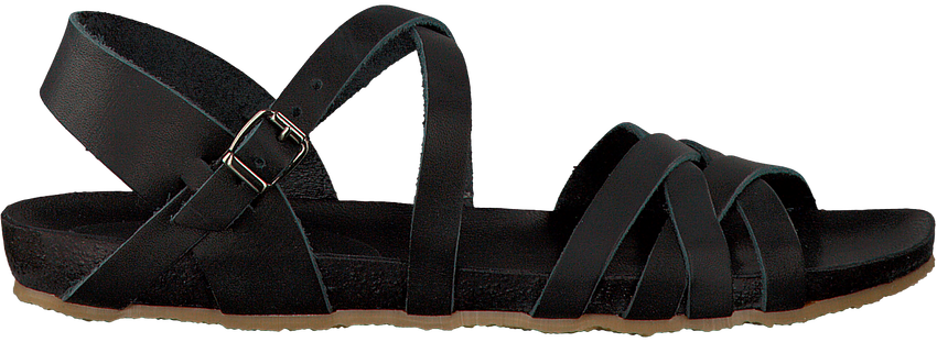 Schwarze RED RAG Sandalen 79160 - larger