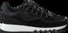 Schwarze FLORIS VAN BOMMEL Sneaker low 16393  - small
