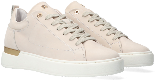 Beige RED-RAG Sneaker low 77172  - large